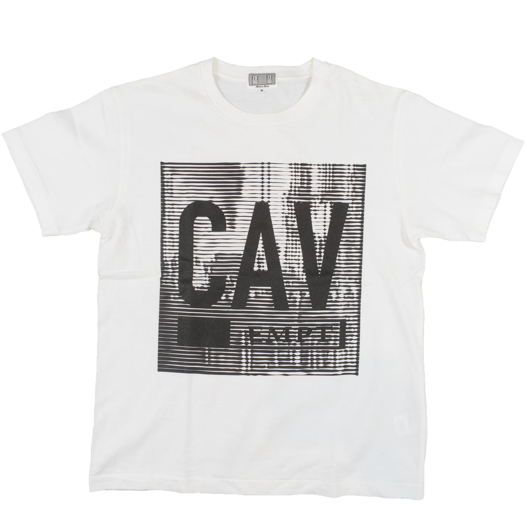 Cav Empt Tee <Br> Size Medium