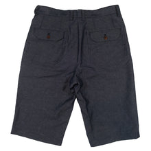 Load image into Gallery viewer, Junya Watanabe Chambray Shorts <Br> Size Extra Small