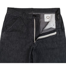 Load image into Gallery viewer, Comme Des Garcons Homme Plus Grey Denim Trousers <Br> Size Small