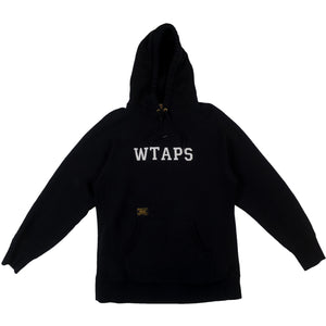 WTAPS Logo Hoodie <Br> Size Extra Large