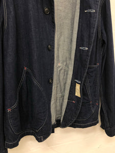 kapital 12 oz coverall jacket <Br> size 4