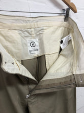 Load image into Gallery viewer, Visvim brown side striped trousers <Br> size Large