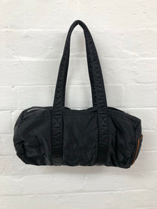 porter black boston bag <Br> size OS