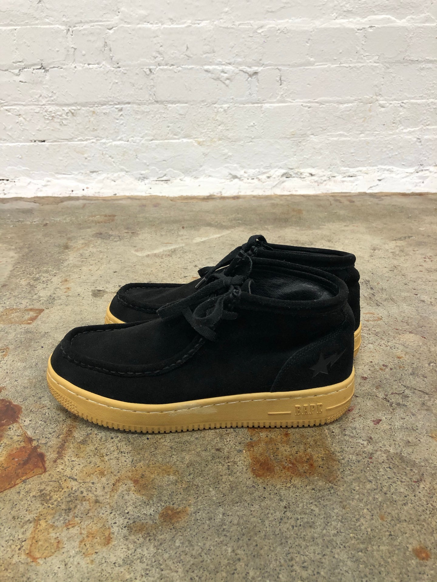 bapesta wallabies <br> size US8