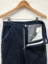 Load image into Gallery viewer, comme des garcons homme plus painter jeans <Br> Size Small