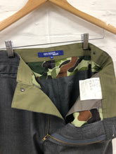 Load image into Gallery viewer, junya watanabe grey trousers <Br> size s