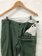 Load image into Gallery viewer, engineered garments khaki work pants <Br> size 32