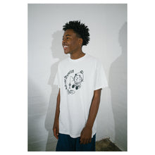 Load image into Gallery viewer, 108warehouse x pseushi white tee <br> size various