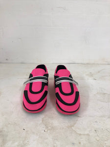 Prada pink/black cloudbursts <br> size US8