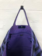 Load image into Gallery viewer, headporter purple tote <br> size OS