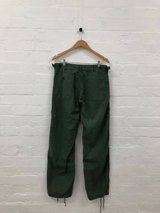 engineered garments khaki work pants <Br> size 32