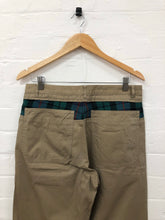 Load image into Gallery viewer, comme des garcons evergreen beige plaid pants <Br> size medium