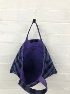 headporter purple tote <br> size OS
