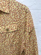 Load image into Gallery viewer, Nepenthes floral button up <Br> size small