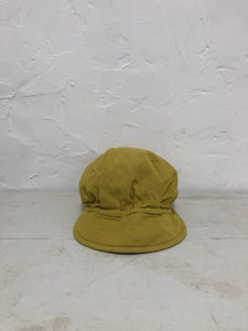 Decho yellow cap <Br> Size OS