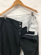 Load image into Gallery viewer, visvim black pants <Br> size xl