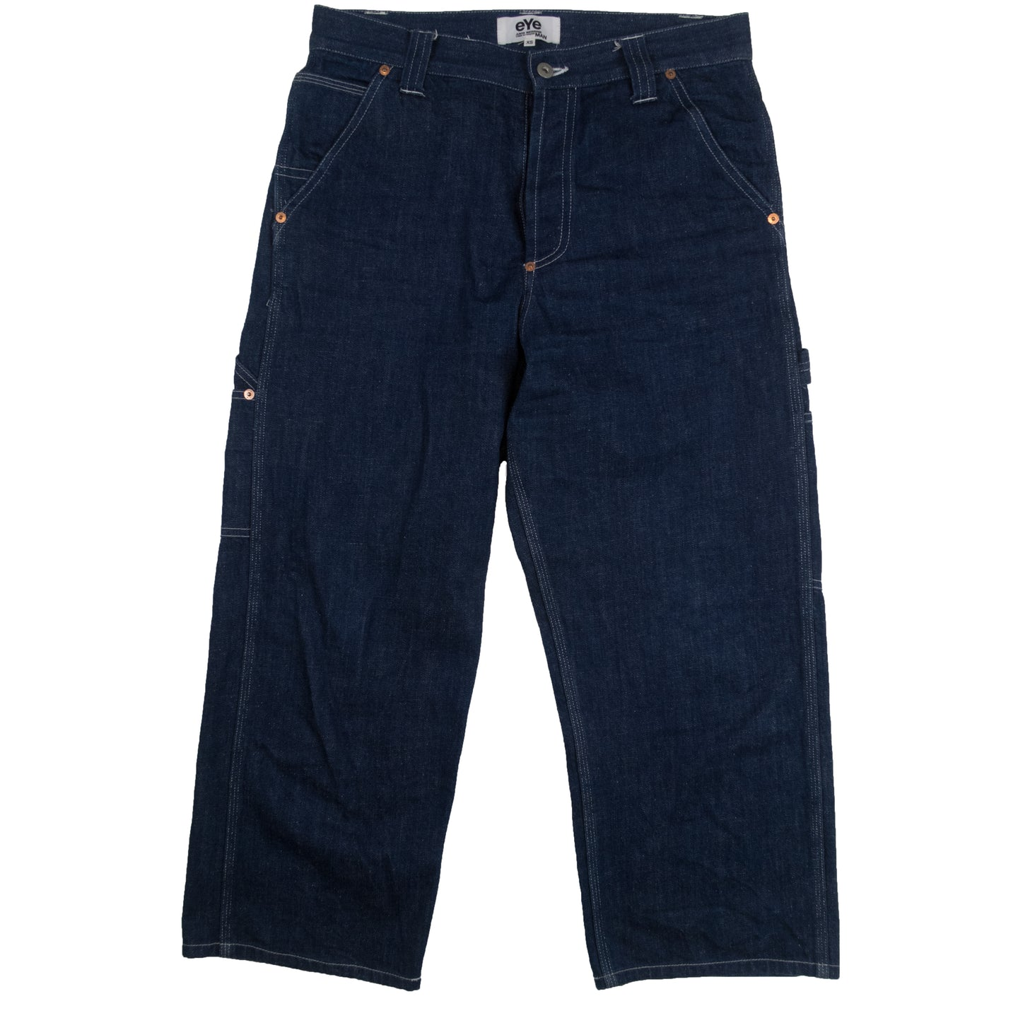 Junya Watanabe Denim Carpenter Pants <Br> Size Extra small