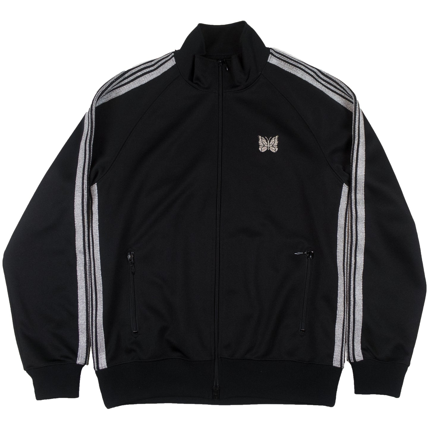 Needles Silver Track Jacket <Br> Size Small