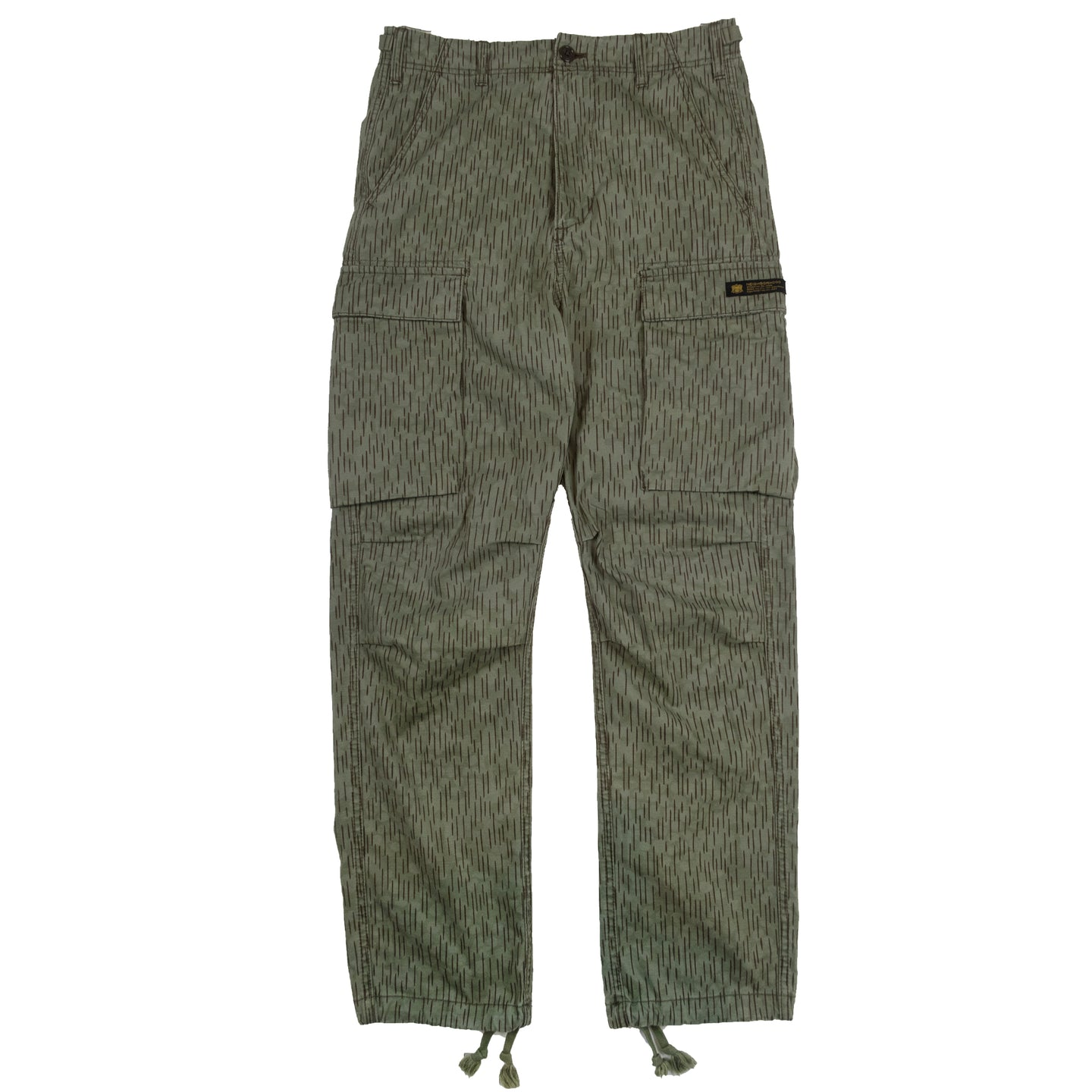 Neighborhood Khaki Cargo Pants <Br> Size Small