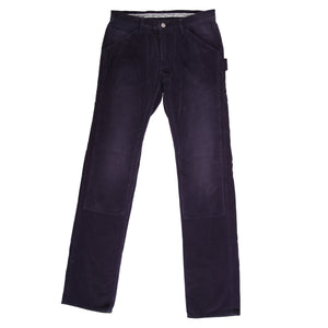 number (n)ine purple corduroy pants <Br> size small