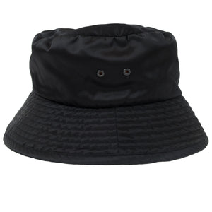 Head Porter x Beams Black Bucket Hat <Br> Size OS