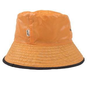 Head Porter x Beams Black Tanker Bucket Hat <Br> Size OS