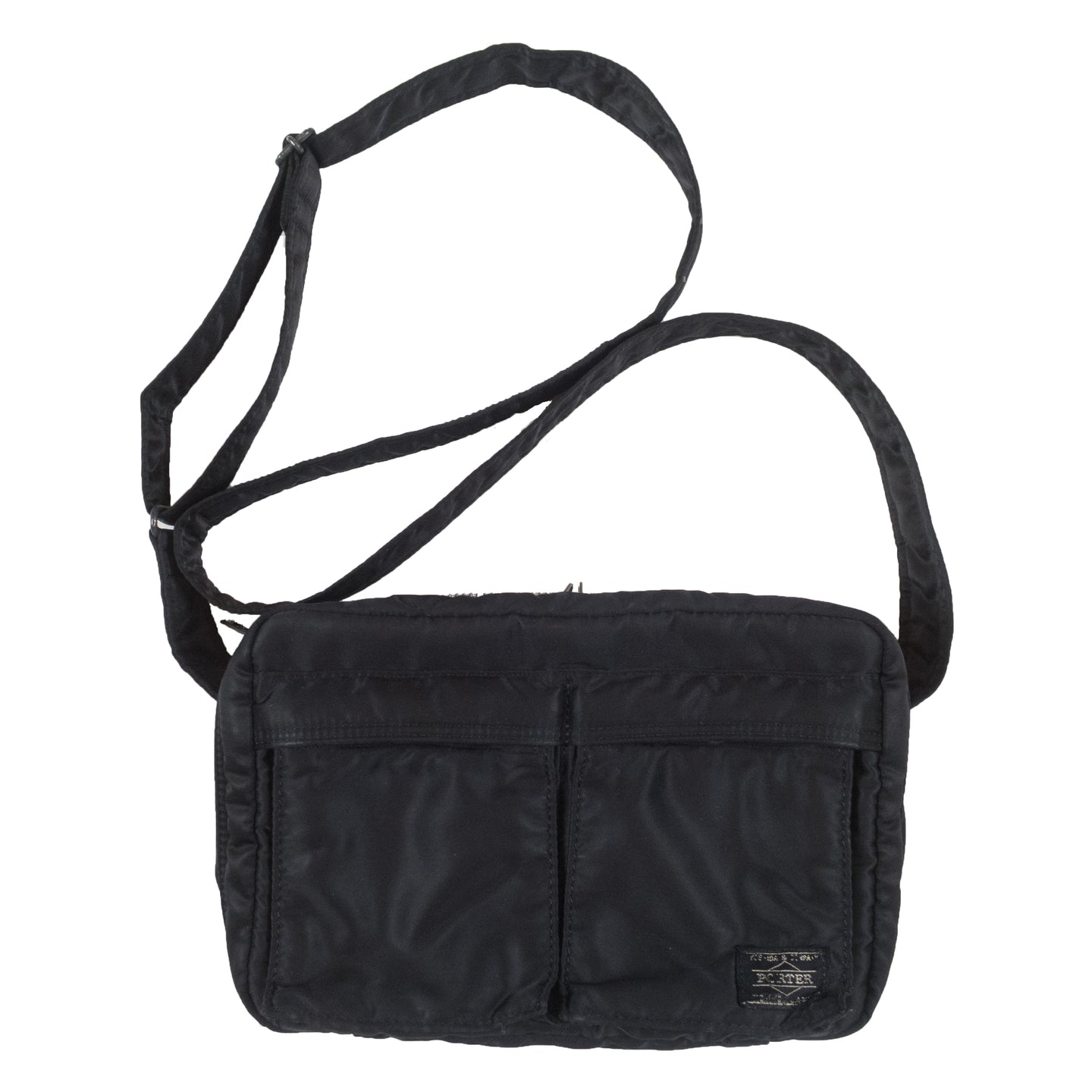 Porter Shoulder Tanker bag black <Br> Size OS