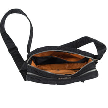 Load image into Gallery viewer, Porter Shoulder Tanker bag black <Br> Size OS