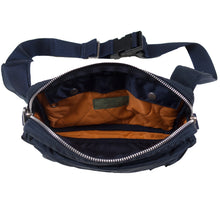 Load image into Gallery viewer, Porter Waist Bag Navy <Br> Size OS
