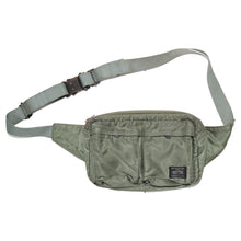 Load image into Gallery viewer, Porter Khaki waist bag <Br> Size OS