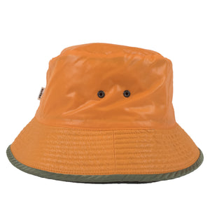 Head Porter x Beams Khaki Tanker Bucket Hat <Br> Size OS