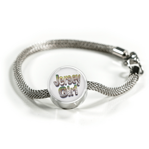 Jersey Girl Bracelet - hand drawn by ZenJoanie