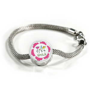 Smile Charm Bracelet - Made by Paul