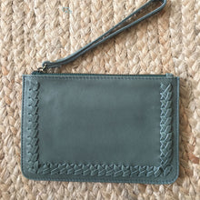Load image into Gallery viewer, Stitched Mini Clutch - Pine