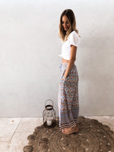 Load image into Gallery viewer, Palazzo Pants - Moroccan Dream
