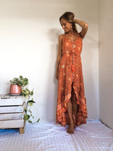Load image into Gallery viewer, Mila Dress - Rust
