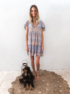 Silvie Dress - Moroccan  Dream