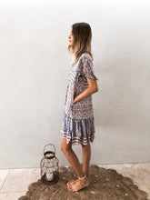 Load image into Gallery viewer, Silvie Dress - Moroccan  Dream