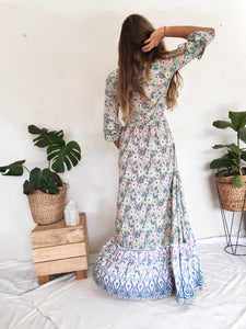 Summer Time Dress - Sage
