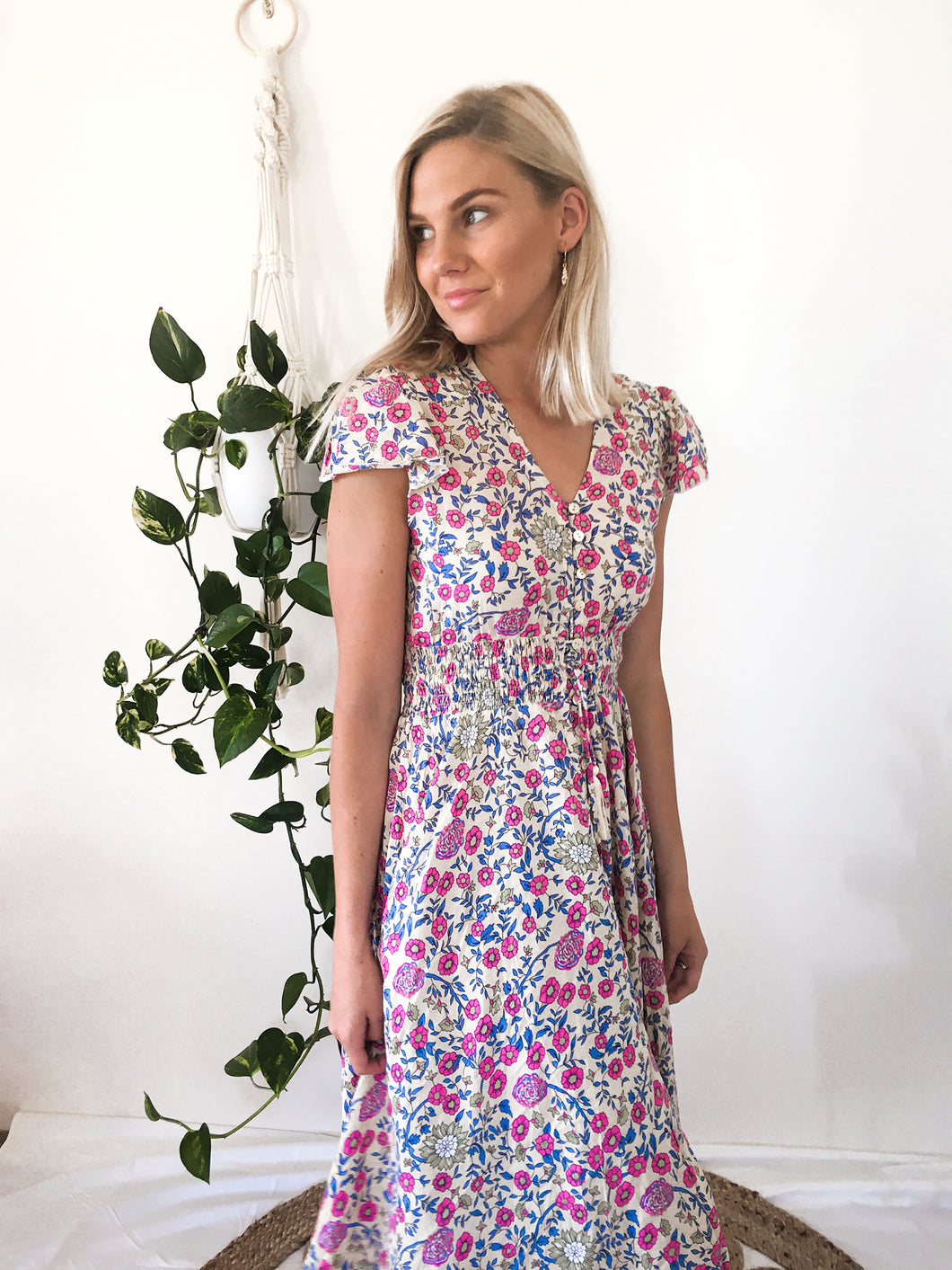 Molly Dress - Summer Belle