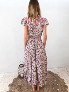Molly Dress - Orchid