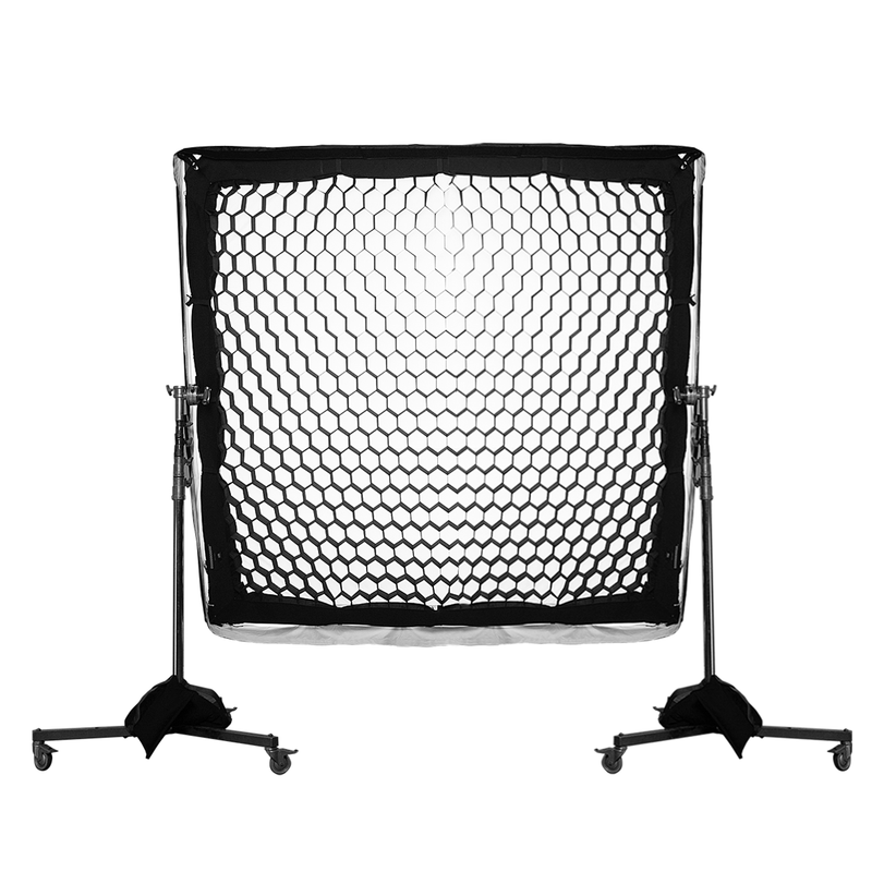 BEEHIVE SOFTBOX KIT WITH CINECLOTH® DIFFUSION, SKIRT & HONEYCRATE (FRAME NOT INCLUDED)