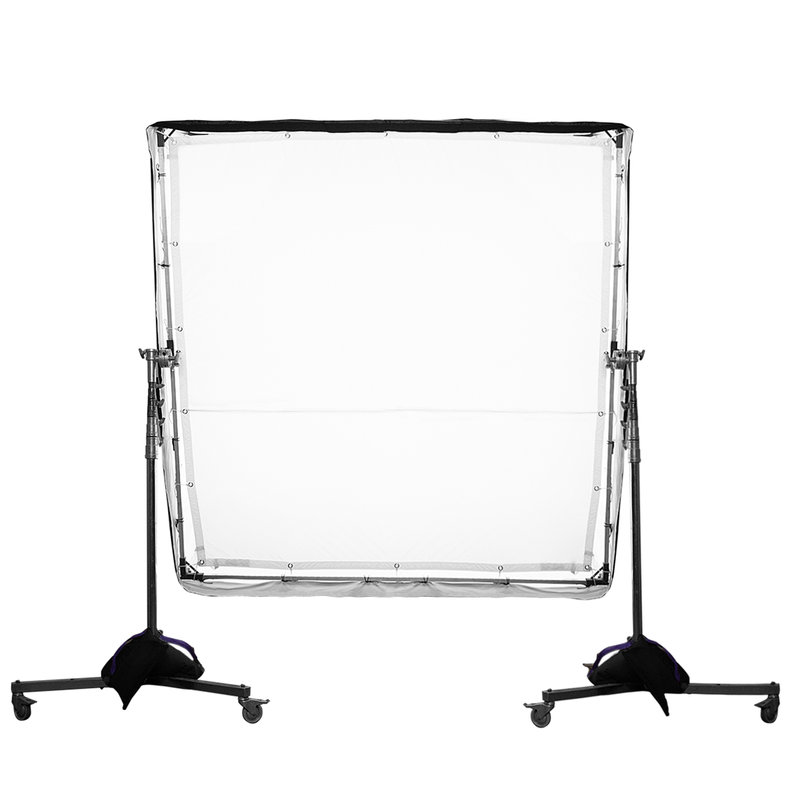 BEEHIVE SOFTBOX KIT WITH CINECLOTH DIFFUSION, SKIRT & OPTIONAL HONEYCRATE