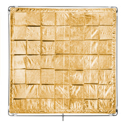 Gold Slip-on Shinyboard Reflector (GRSOSB4848)
