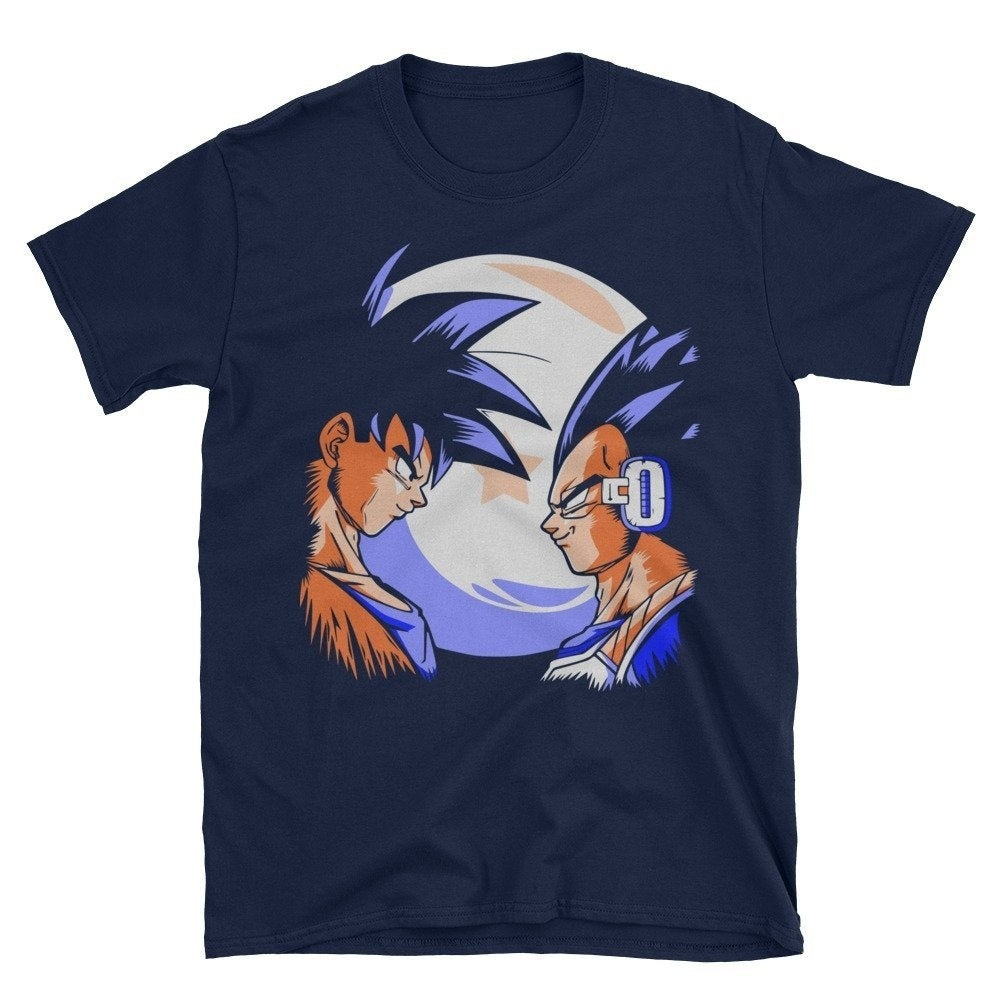 Dragon Ball Z Goku Vegeta Mens T-Shirt