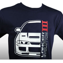 Load image into Gallery viewer, Mitsubishi Lancer Evo Evolution III T-SHIRT