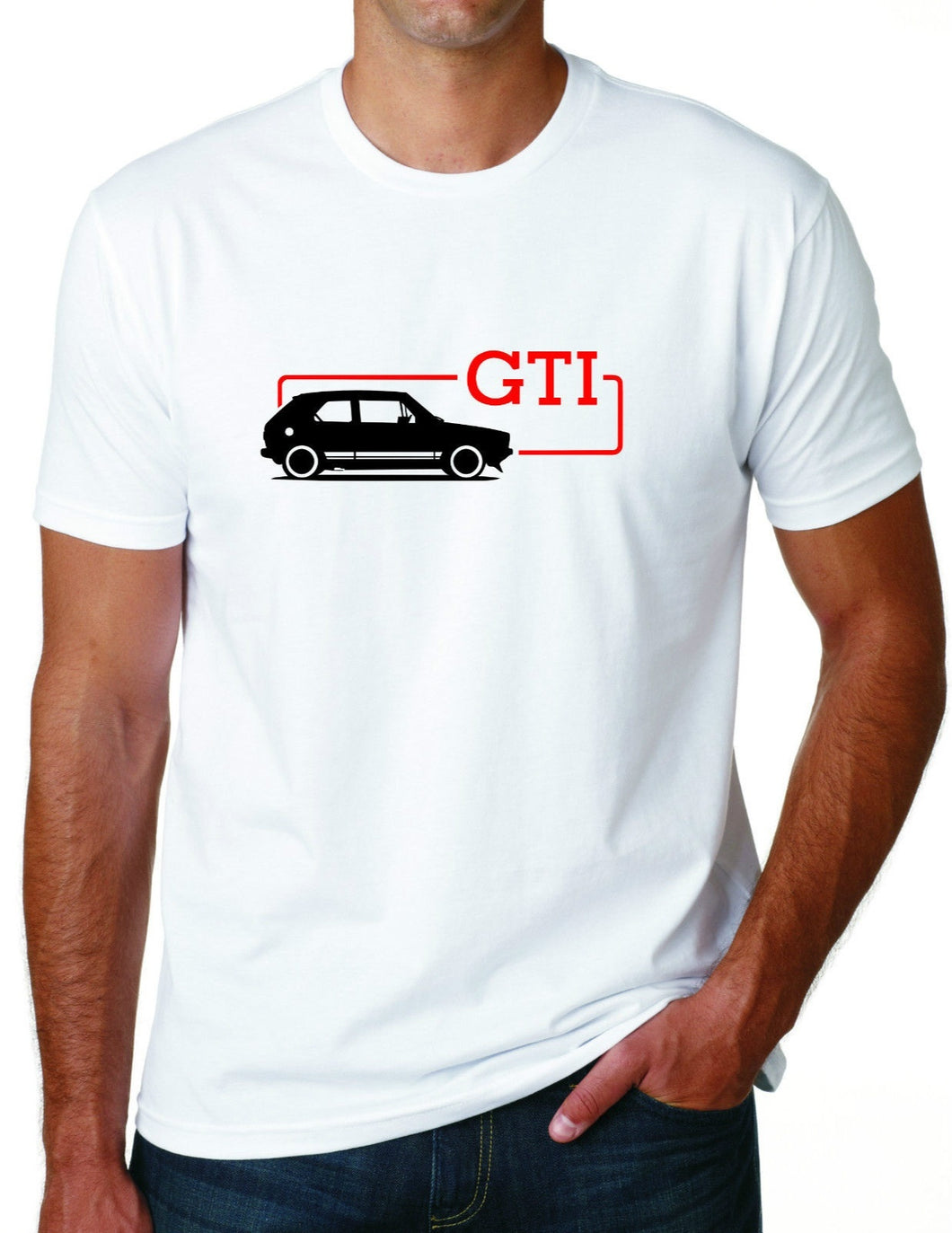 Camiseta Mk1 Mki Gti Old Schooi Men's T-shirt