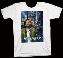 Load image into Gallery viewer, Highlander T-shirt Russell Mulcahy Printed T Shirts Short Sleeve Funny Tee