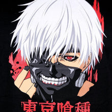 Load image into Gallery viewer, Men's T Shirt Tokyo Ghoul - Print T Shirts For Man Casual Short Sleeves