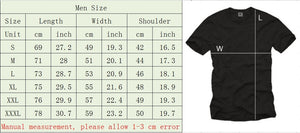 Men's T Shirt Tokyo Ghoul - Print T Shirts For Man Casual Short Sleeves